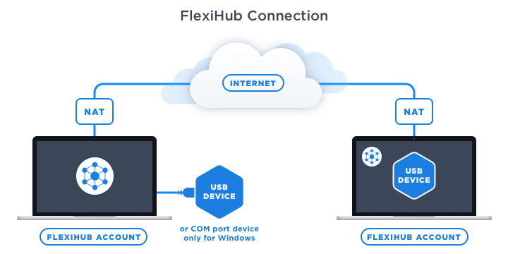 FlexiHub Connection
